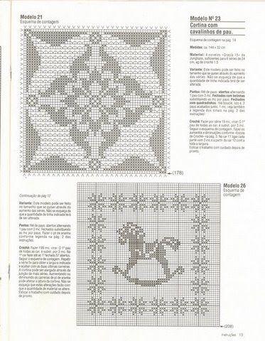 Croche de filê – Claudia – Webová alba Picasa