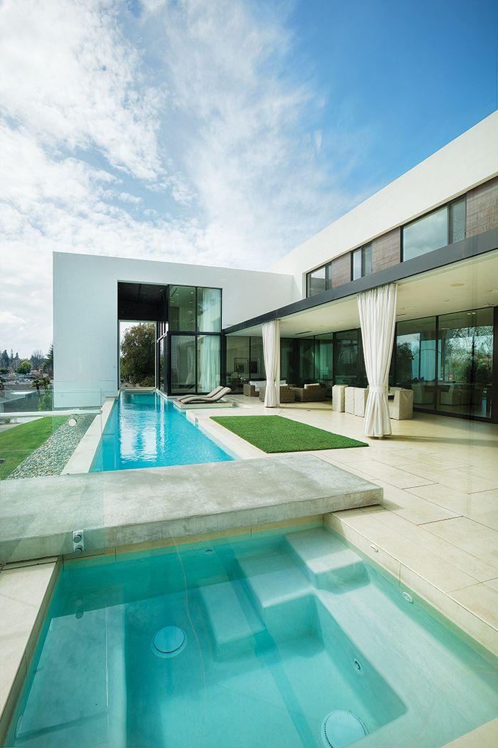 Mark Dziewulski Architect The Inside Outside House Carmichael Ca