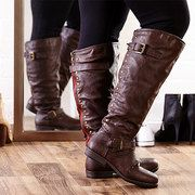 Great variety of wide-calf boots! Take a look at the The Wide-Calf Boot Shop event on #zulily today! #wide-calf boots