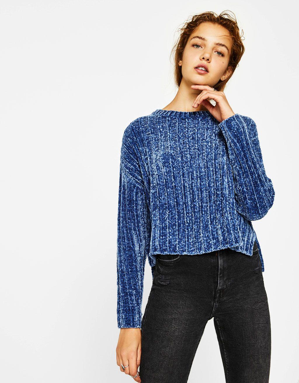 b479f057e Chenille sweater
