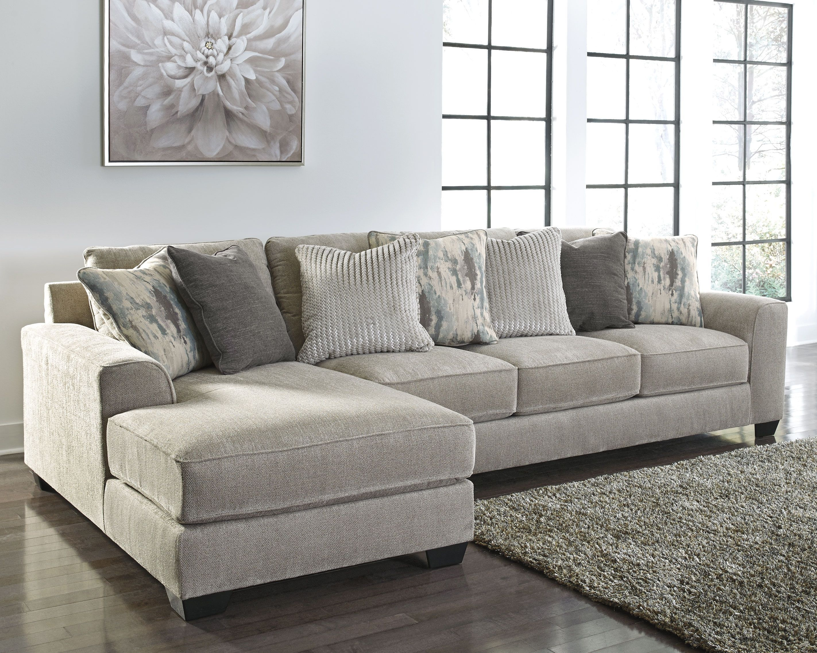 Ardsley Pewter Laf Corner Chaise Raf Sofa Sectional Couch With Chaise Couches Sectionals Sectional Sofa