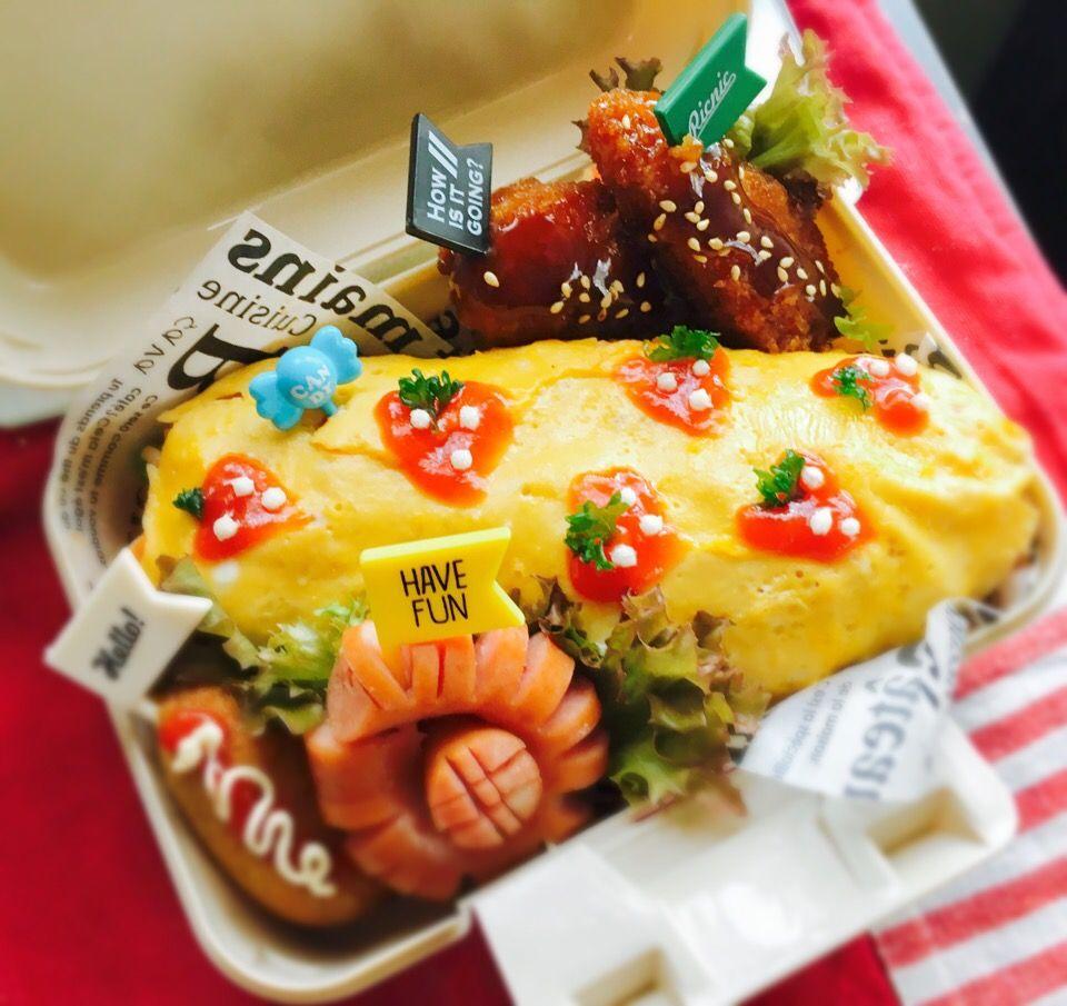 Photo of カンタン!黒酢でコクうま料理に参加中 – 野球少年  学生弁当