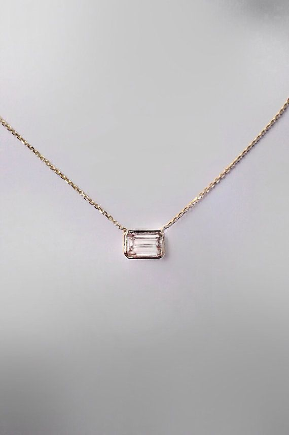 halo london product topaz blue necklace emerald cut diamond roberts with