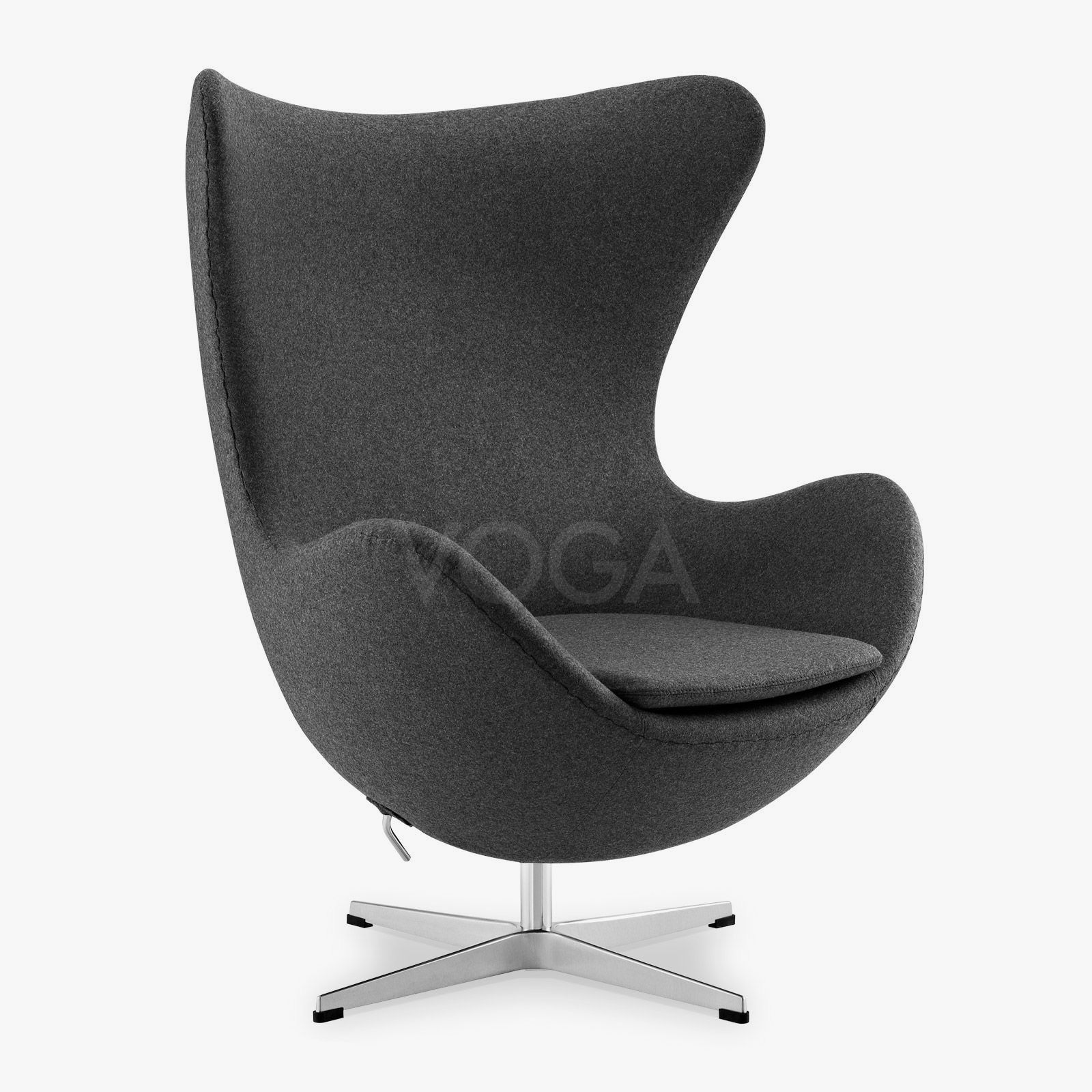 Egg Chair Arne Jacobsen Hochqualitatives Replica Egg