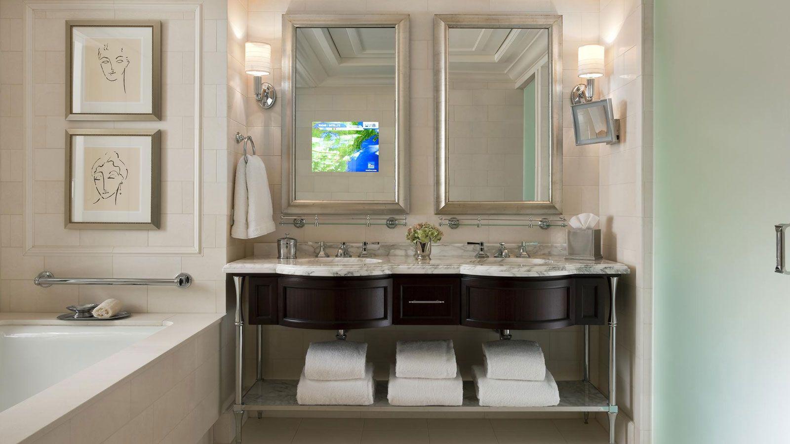 pictures in bath | Atlanta hotels, Luxury bathroom ...