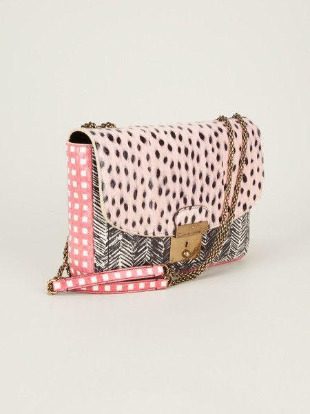 Marc Jacobs Pink Mini Polly Shoulder Bag | Shoulder bag, Bags ...