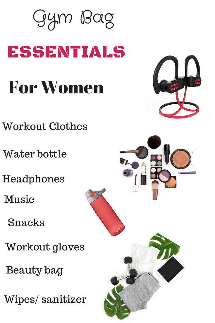 Gym Bag Essentials List For Women Csg Fitness Gym Bag Essentials Gym Bag Essentials Women Gym Bag Essentials List