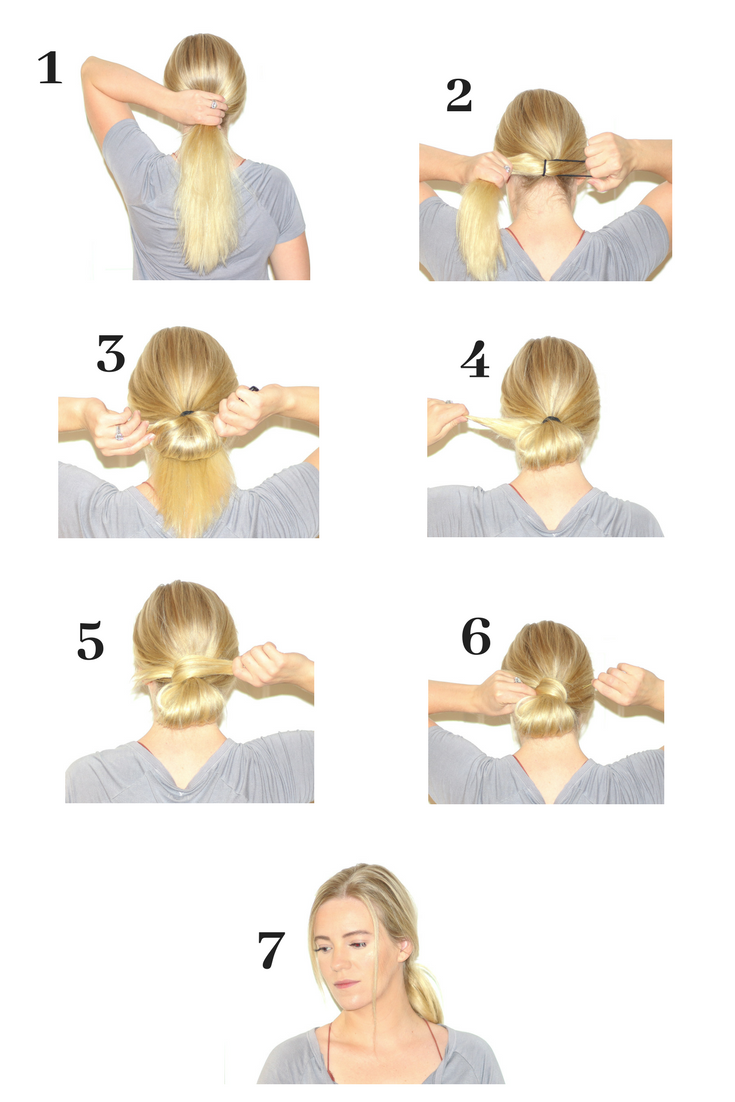 4 Easy Hairstyles For Stay At Home Moms Lydialouise Com Easy Hairstyles Easy Hairstyles For School Hairstyles For School