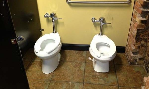 The Last 19 Things You'd Ever Want To See In A Bathroom.