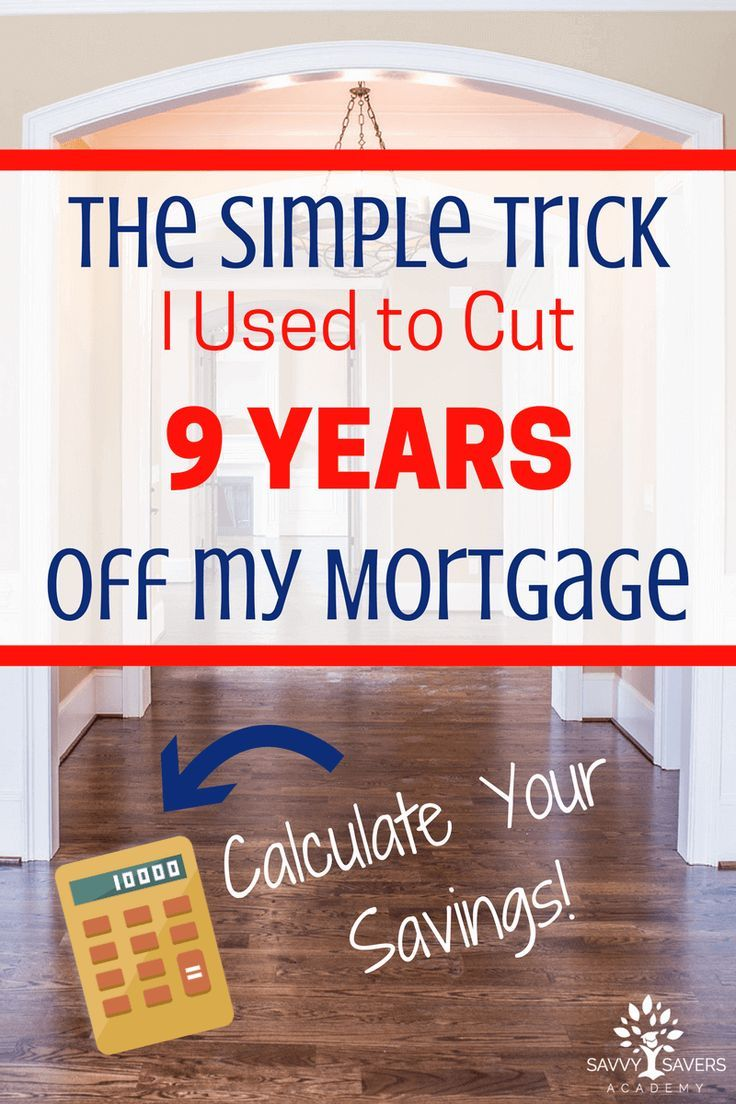 use this simple trick to cut years off your mortgage calculator and biweekly mortgage calculator
