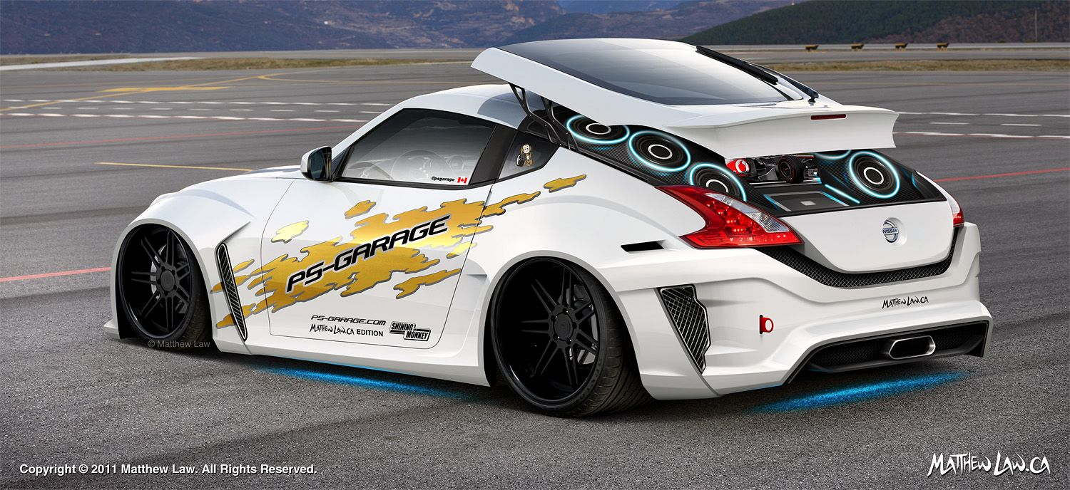 Custom nissan 370z google search after market custom cars custom nissan 370z google search vanachro Image collections