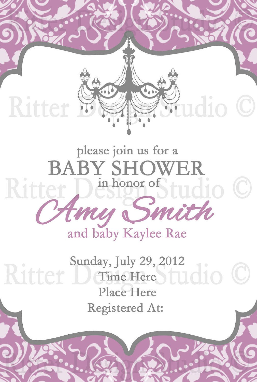 Free When To Send Baby Shower Invites