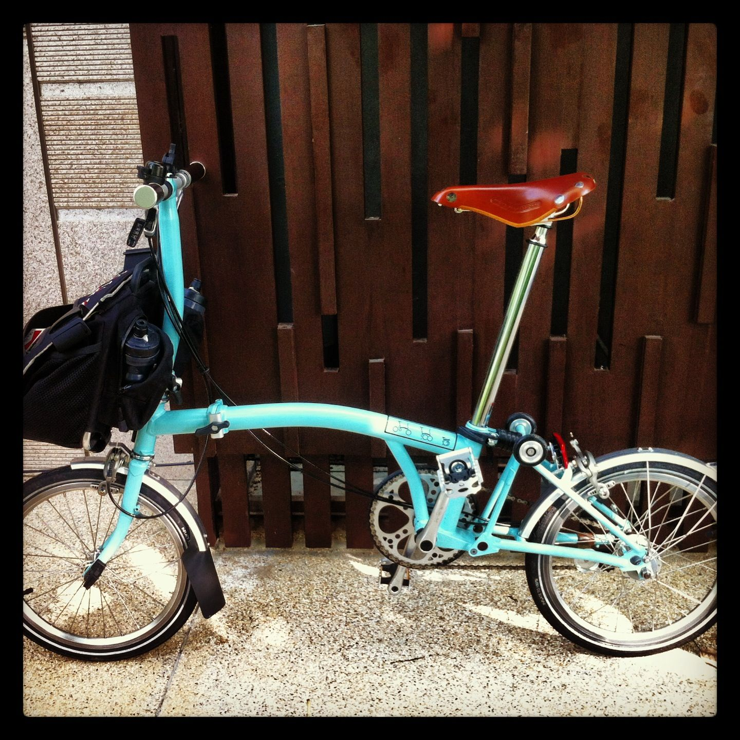 Brompton Turkish Green