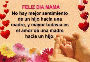 Frases Del Dia De La Madre Cortas Y Bonitas Mother S Day 1 Feliz