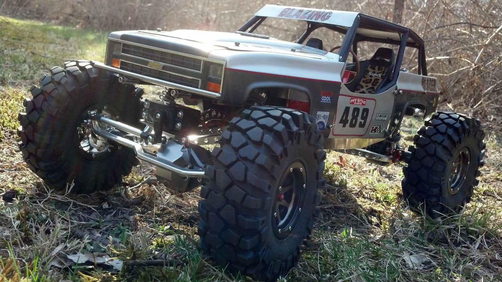 Ultimate Axial Wraith BY Michaelplatypuss1 Vintage Tamiya