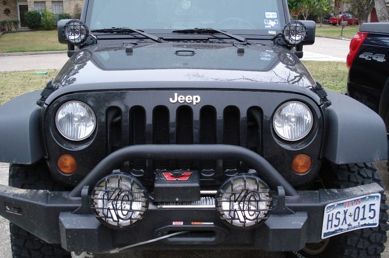 I Want These Kc Lights Jeep Bumpers Jeep Cars Cool Jeeps