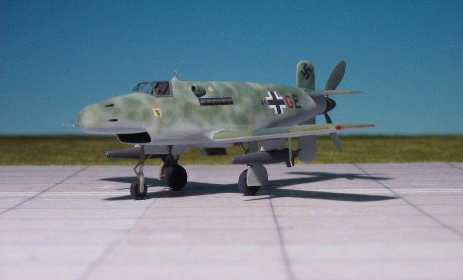 ModelPlanes.de | Scale 1:72 aircraft models of World War II ...