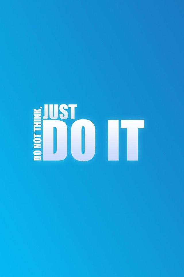 Nike Just Do It Wallpaper 9
