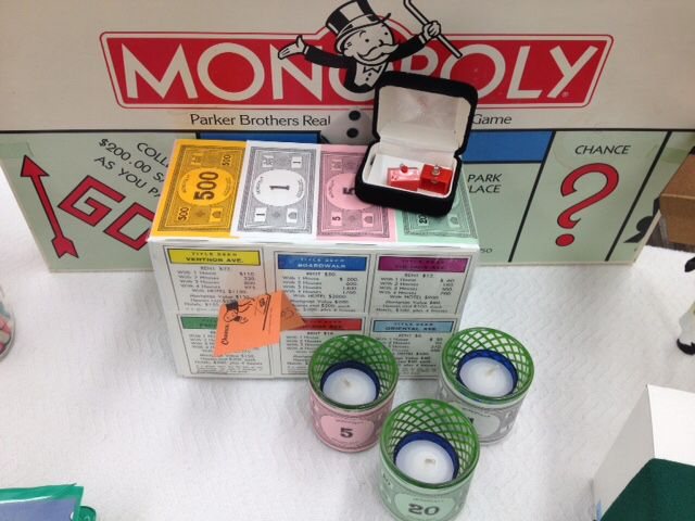 Make Monopoly part of your green gifting #reuse #repurpose
