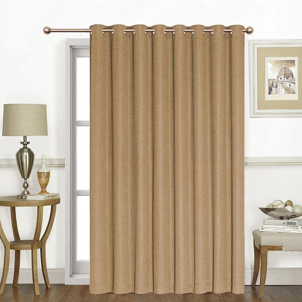 Asbury Long Grommet Patio Curtain Panel Panel Curtains Curtains Patio Curtains