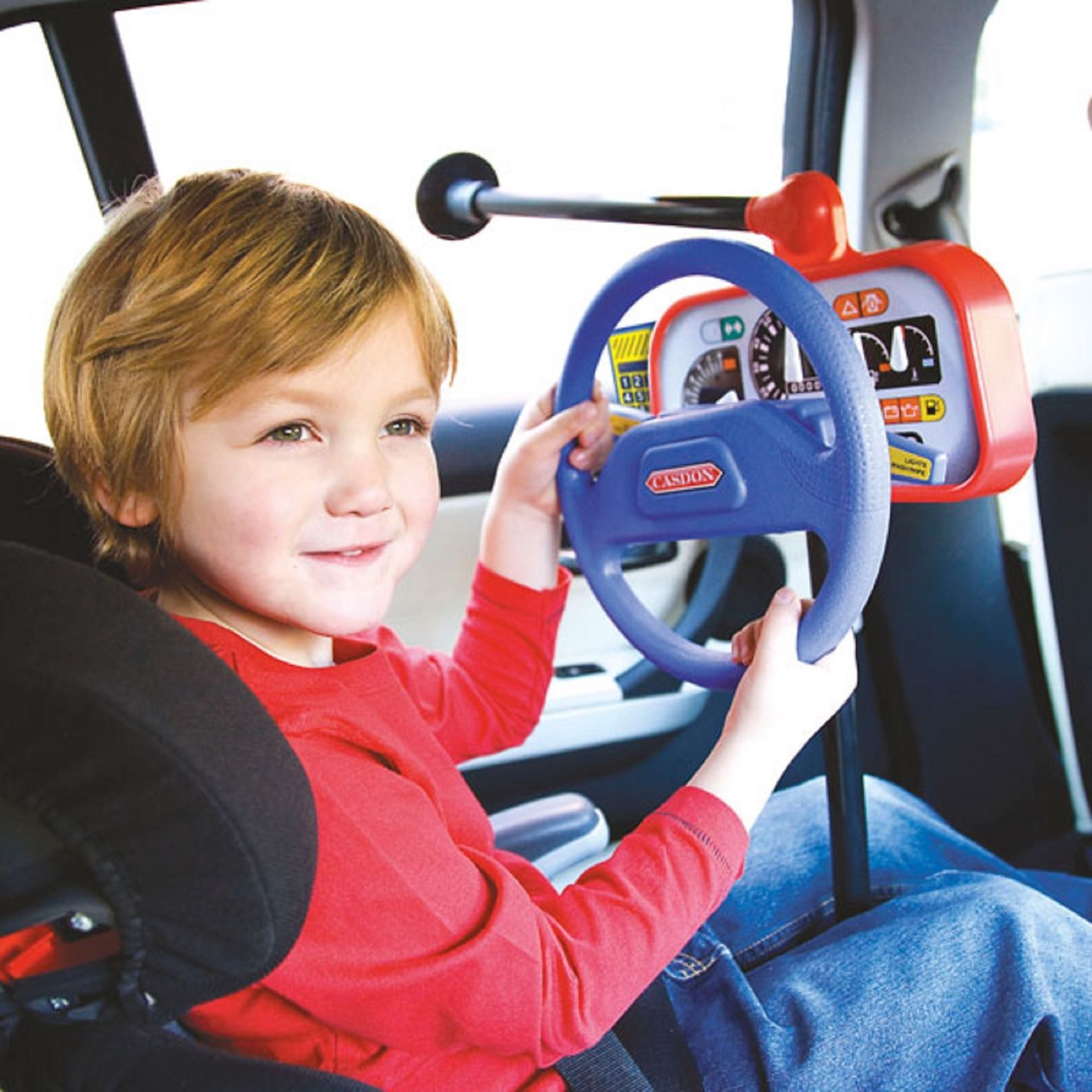 Casdon Backseat Driver Childcare, Educational toys for