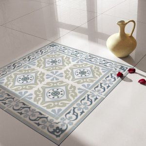 Traditional Tiles   Floor Tiles   Floor Vinyl   Tile Stickers   Tile Decals    Bathroom Tile Decal   Kitchen Tile Decal   212