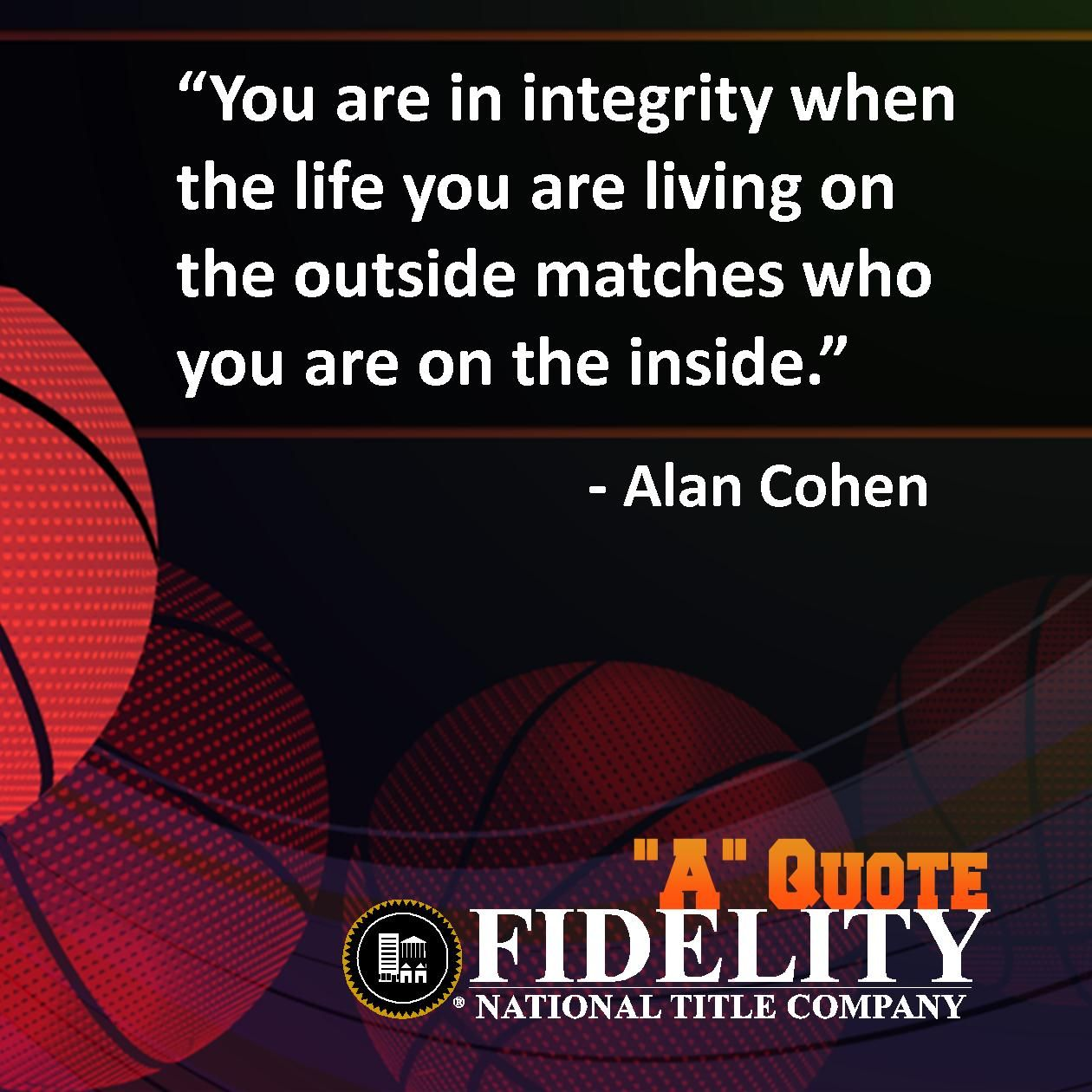 """A"" Quote with Fidelity National Title Company (Colorado"