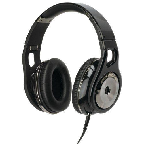 Scosche RH1056M Premium Over-The-Ear Headphones