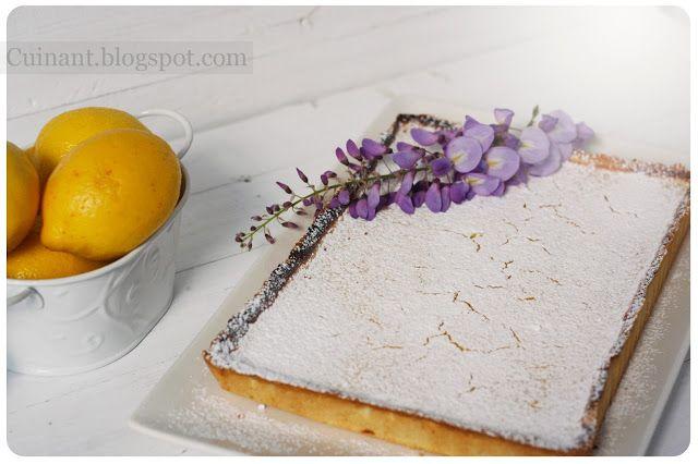 Cuinant: Tartaleta de Limón (tipo Lemon Bars)