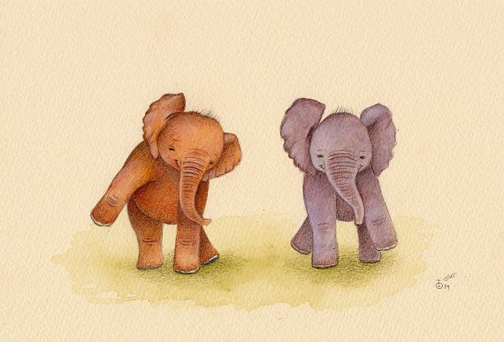 Nursery art dancing baby elephanst art print nursery art nursery art dancing baby elephanst art print nursery art elephant art newborn negle Gallery