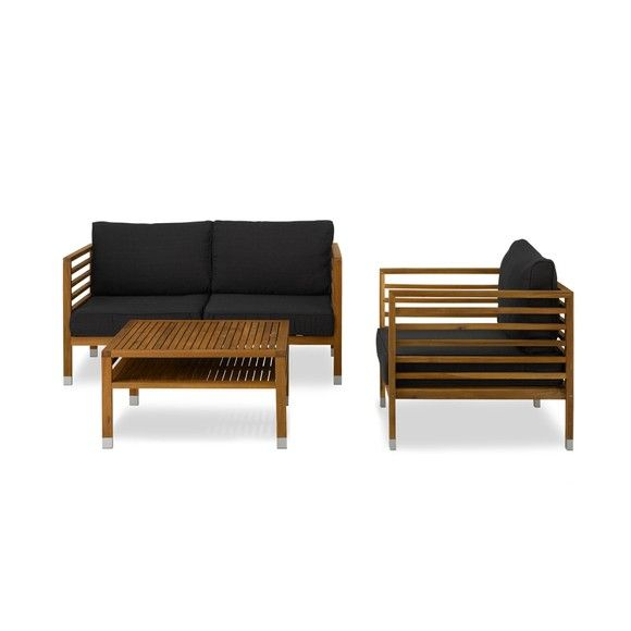 Matrix Wood Outdoor Lounge Outdoor Sofa Gartenmobel Mobel