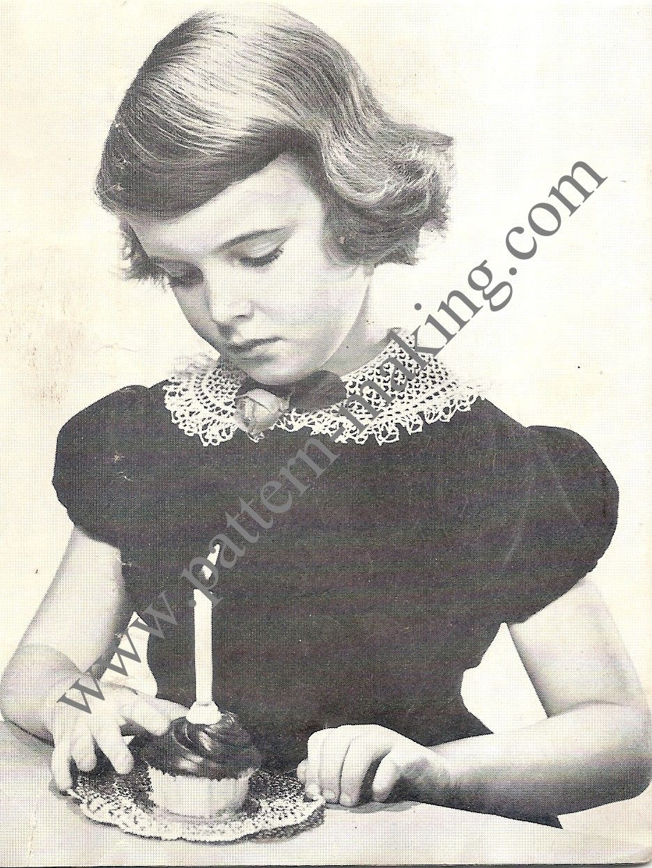 Peter pan collar vintage crochet pattern making crochet peter pan collar vintage crochet pattern making bankloansurffo Image collections
