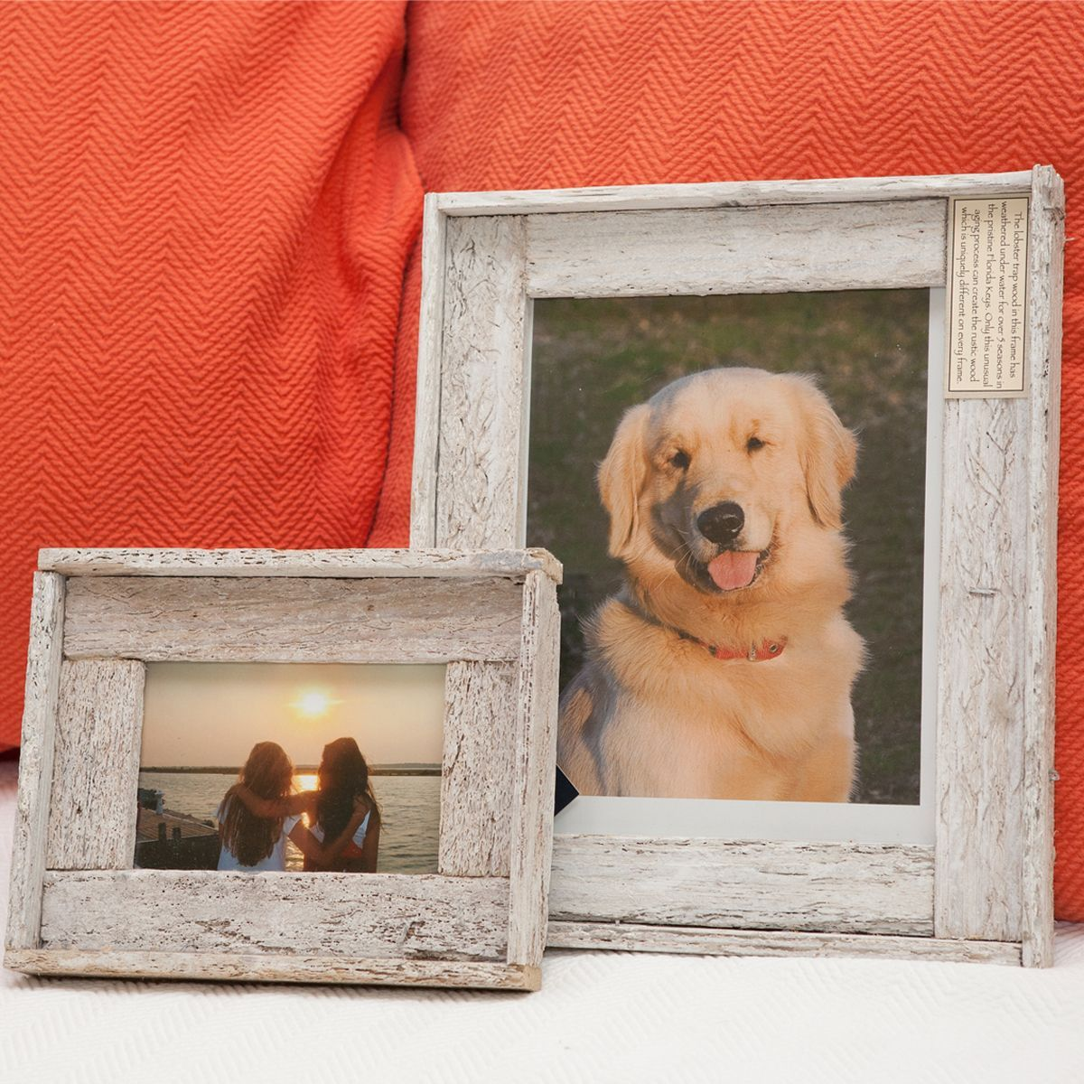 Lobster trap picture frames available in 2 sizes coastal shell lobster trap picture frames available in 2 sizes jeuxipadfo Gallery