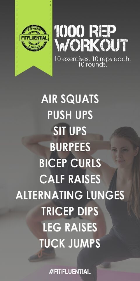 #fitfluentialcom #exercises #including #equipment #exercise #workouts #routine #fitness #other #here...