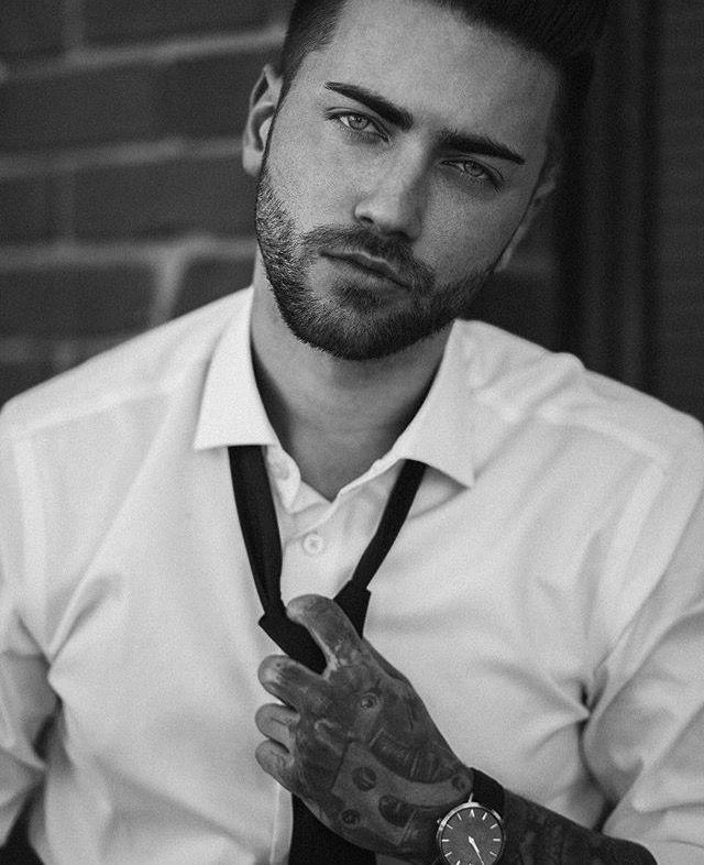 daniel silva tattoo artist cute guys pinterest