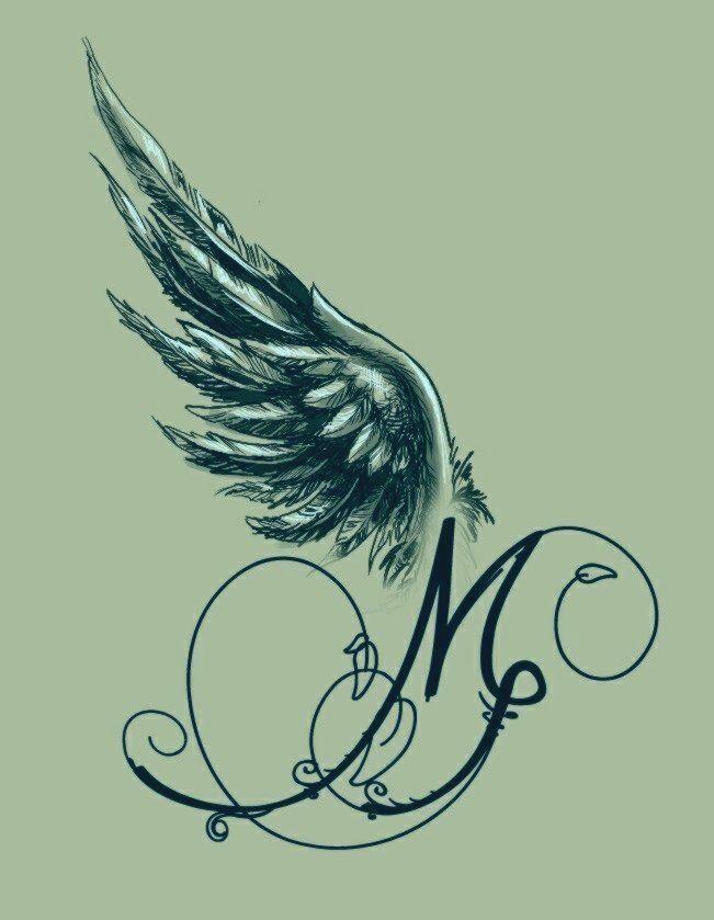 Engel Mond Sterne Tattoo Design Design Engel