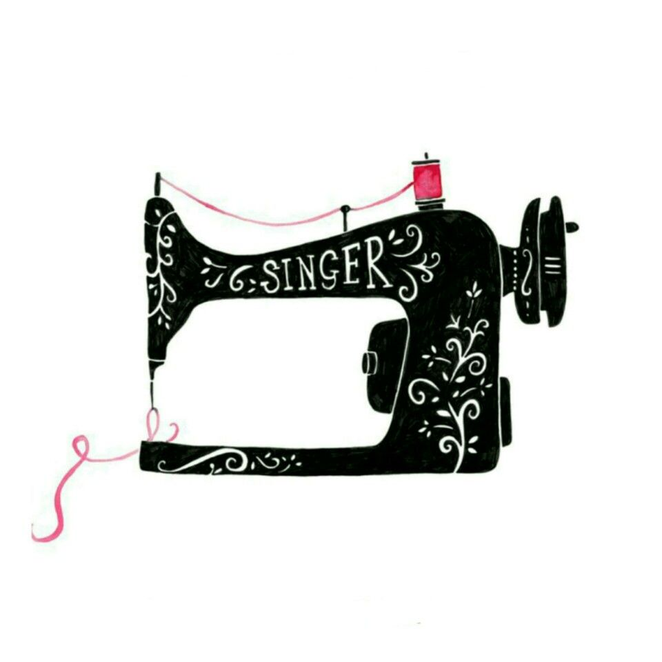 Oh A Singer Sewing Machine This Reminds Me Of My Grandma