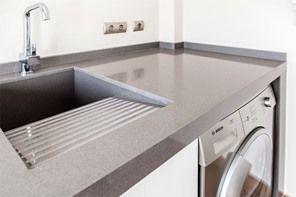Pila de lavar decoracion pinterest pila de lavar lavar y lavaderos - Mueble pila lavadero ...