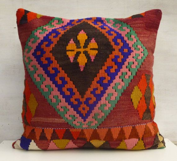 ethnic floor cushions japanese style floor 60 kilim pillow gorgeous floor cover colorful decorative ethnic cushion 24x24 bohemian home decor reserved for melissa pillows pinterest pillows