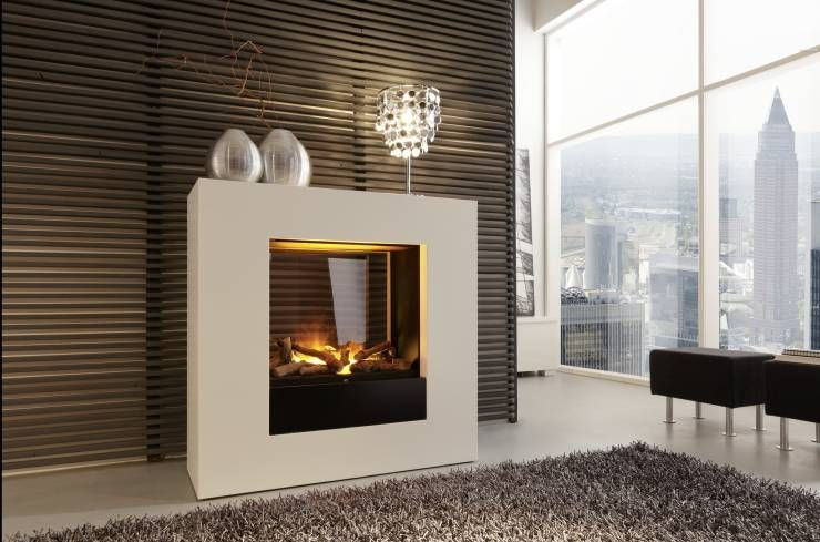 Modern Living Room By Www.kamin Design.eu #wohnzimmer Ideen #ModerneKamine