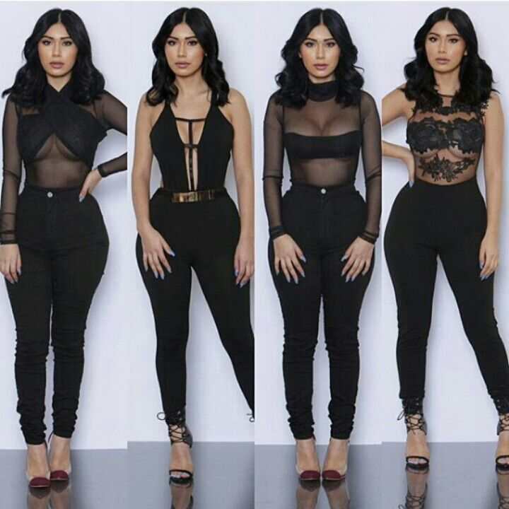 ae54ac979 Follow pinterest @badgalronnie for more | Black | Ropa rockera, Moda ...