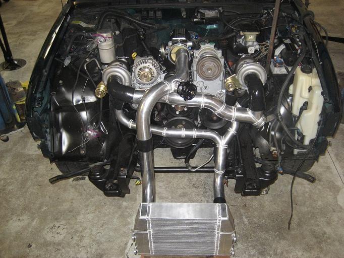 DTS Products/General Motors/4 3L Trucks/4 3L Stage 1 Turbo Kit