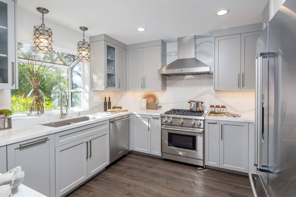 From Seasoned To Sophisticated Transitional Kitchen