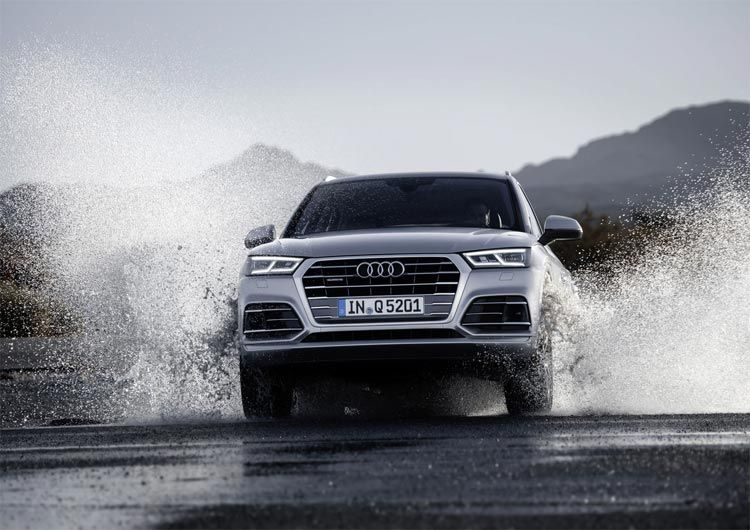 2nd Generation Audi Q5 Launched At Paris Motor Show Audi Q5 Audi Audi Cars