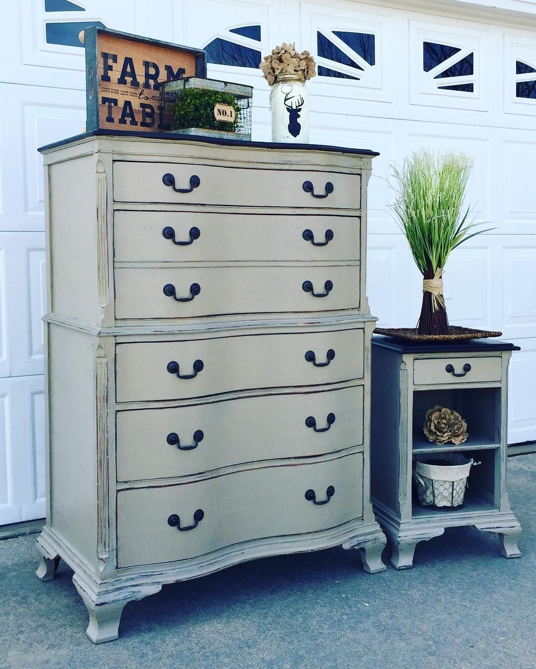 Pin On Painted Chest Of Drawers