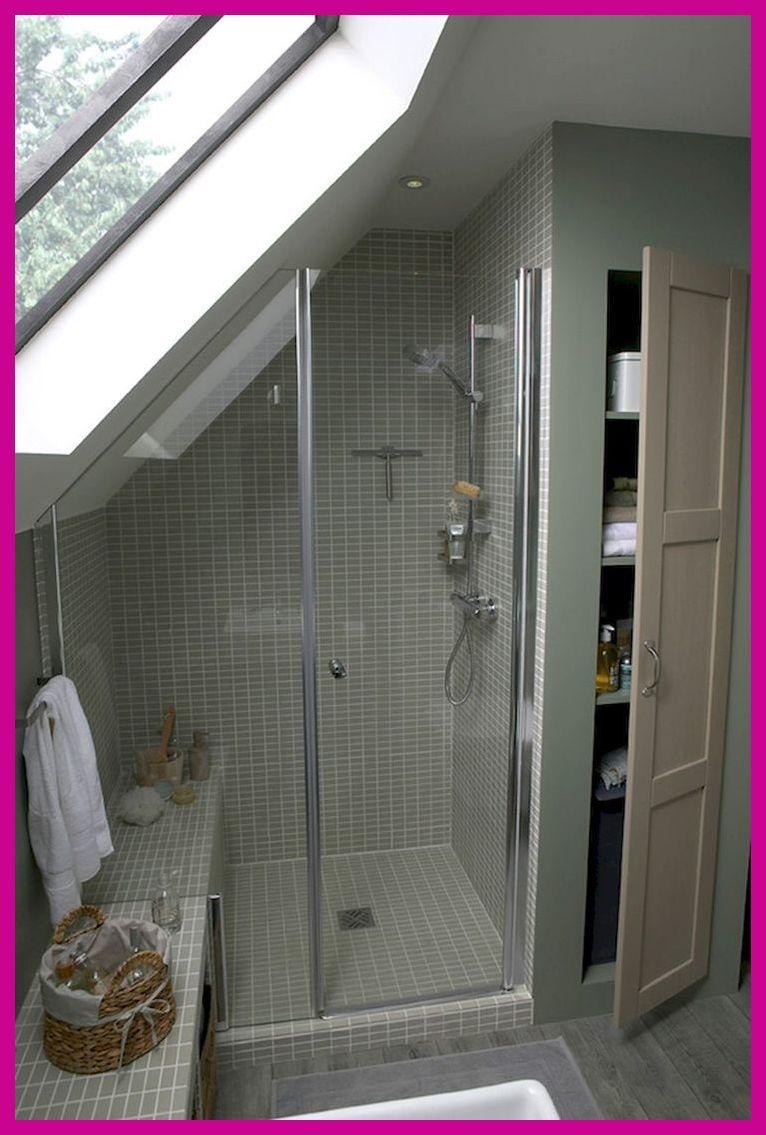 Breathtaking Attic Bathroom Ideas Bathroom Remodel Bathroom Interior Design Bathroom Design Attic Shower