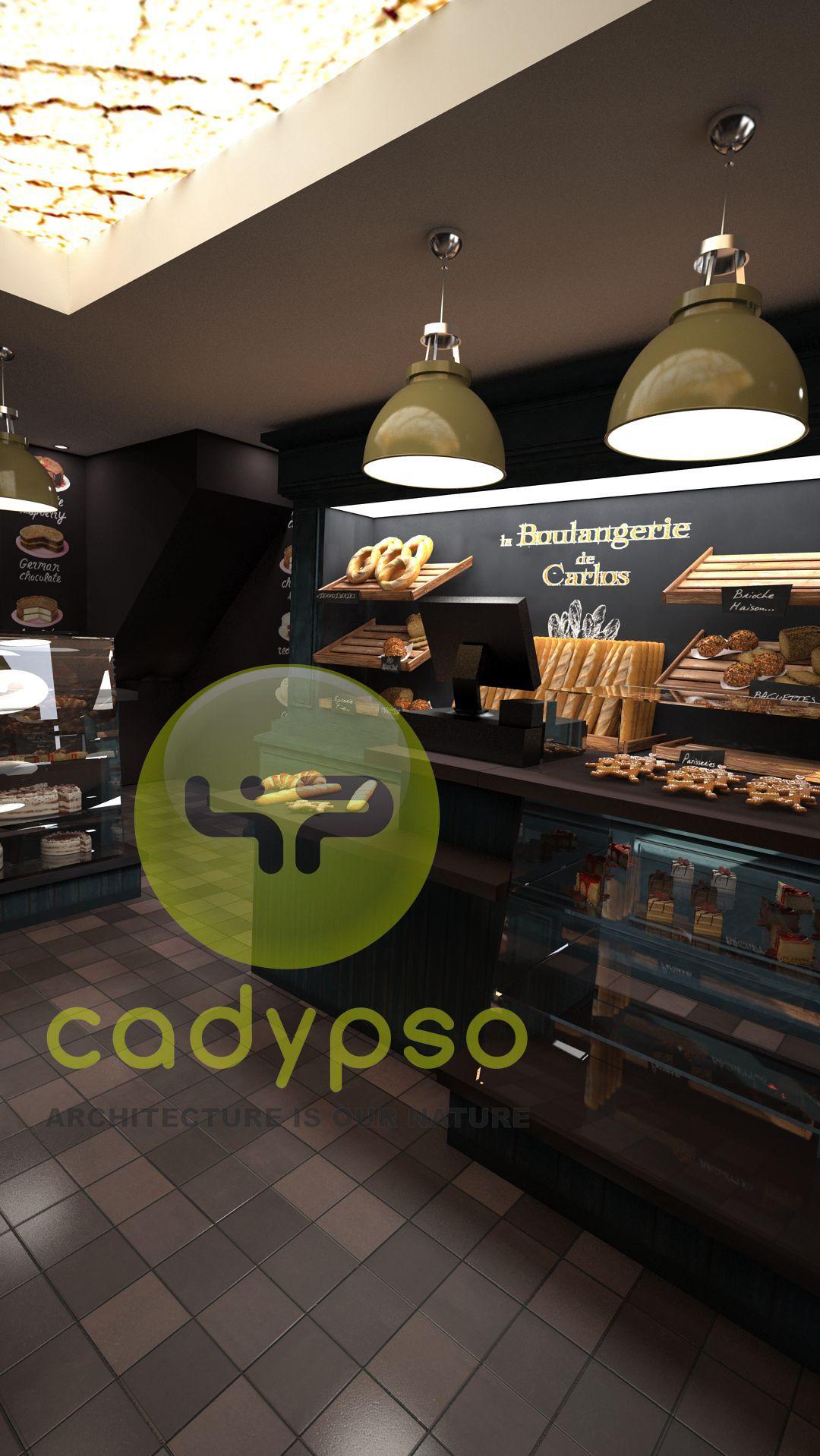 Concept Boulangerie Agencement Decoration Avec Images