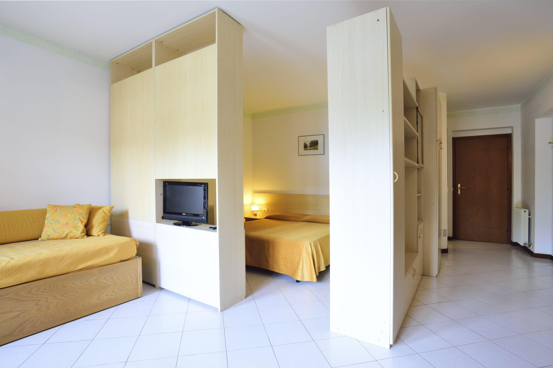 Appartamento Quadrifoglio Monolocale situato al 1° piano non servito da ascensore