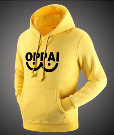 One Punch Man Oppai Hoodies Sweatshirts :http://www.cebuanimeshoppu.com/product/one-punch-man-oppai-hoodies-sweatshirts/