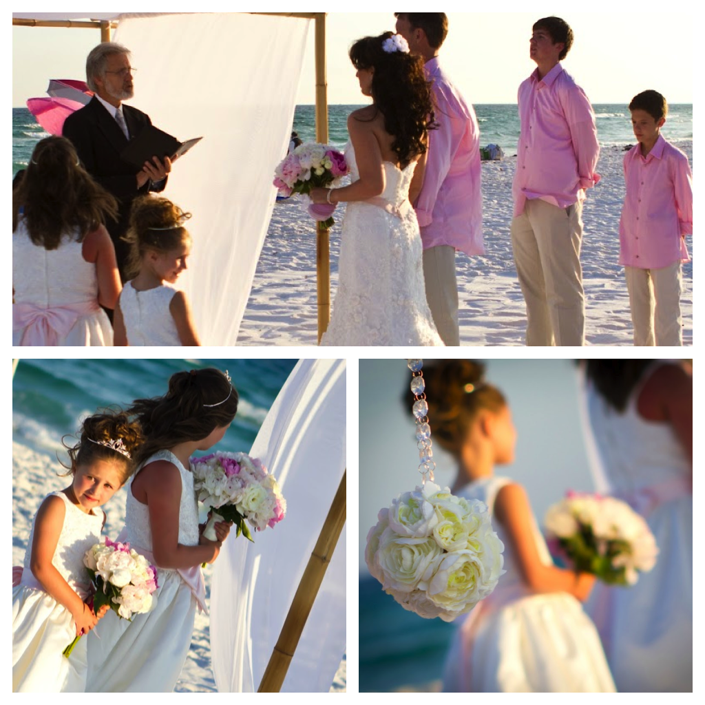 Real Destin Beach Weddings: Millisa And James (With Images